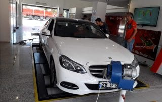 Motor Performans Testleri